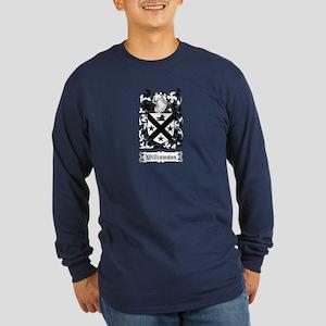 Williamson [Scottish] Long Sleeve Dark T-Shirt